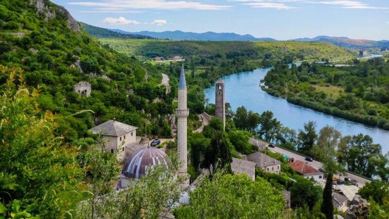 Ein Kurztrip nach Bosnien und Herzegowina