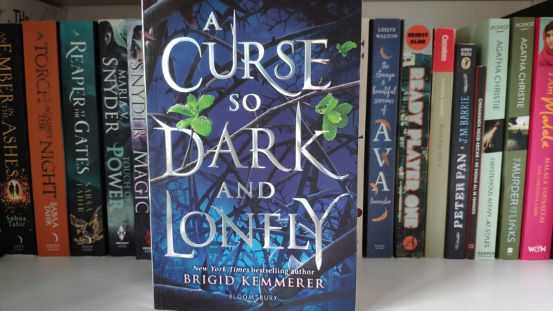 Book Review: A Curse So Dark And Lonely von Brigid Kemmerer