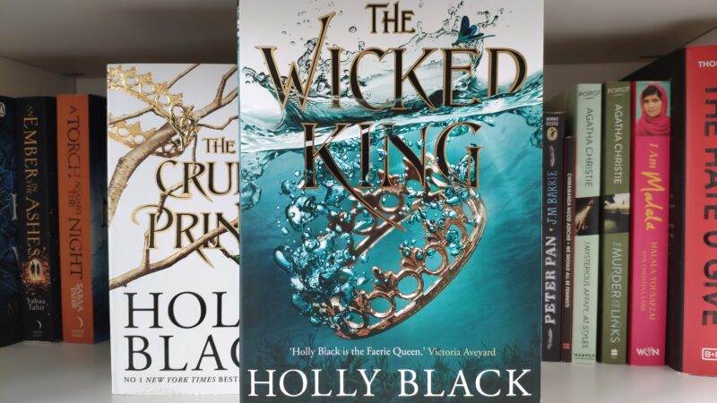 Book Review: The Wicked King von Holly Black