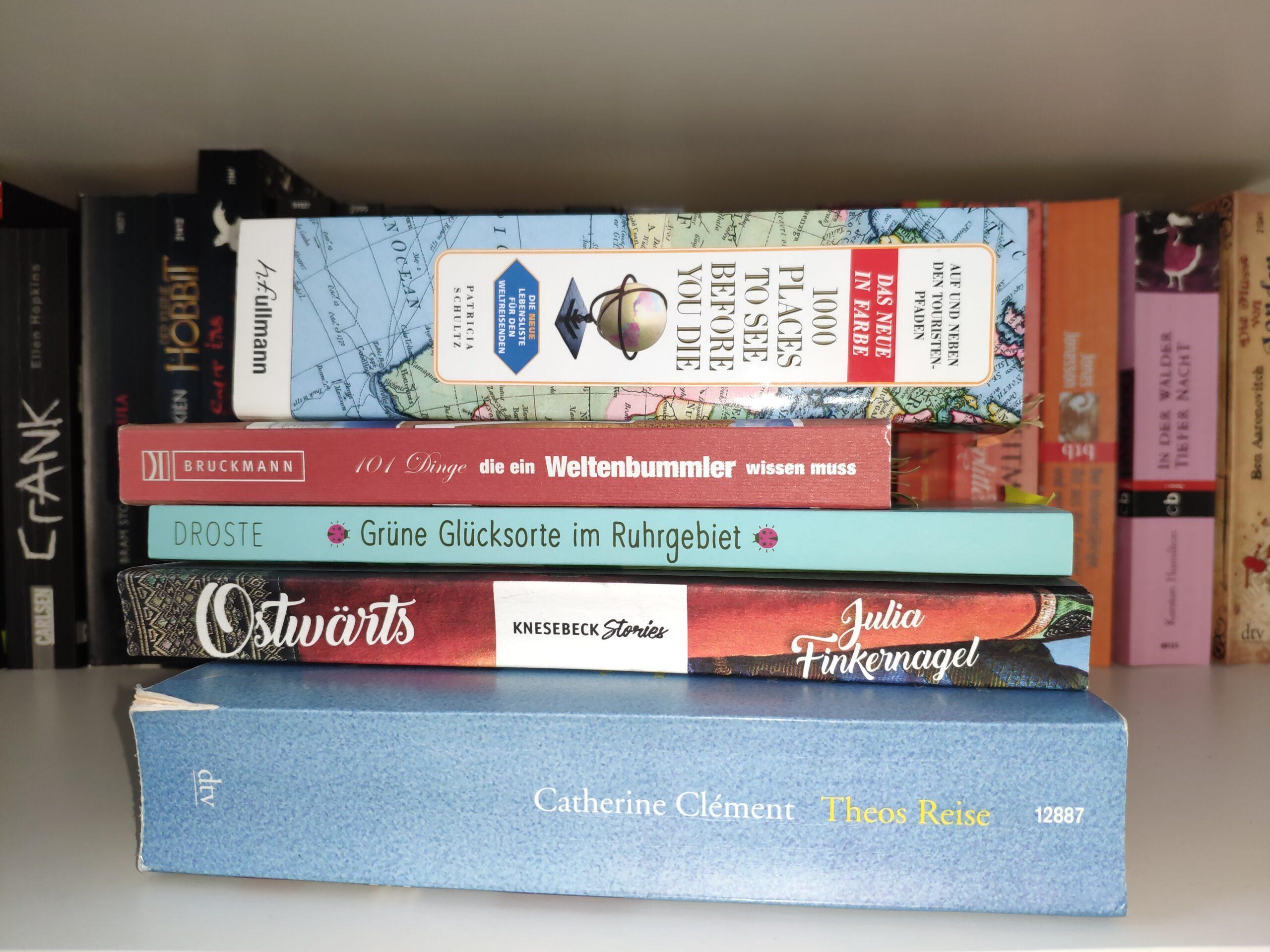 Coronavirus: 8 Bücher für den Urlaub auf der Couch