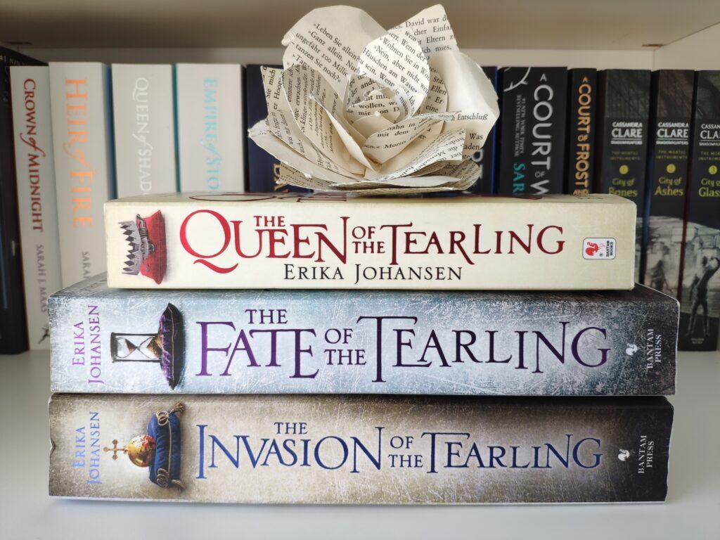 Die Bücher der Serie Queen of the Tearling von Erika Johansen.