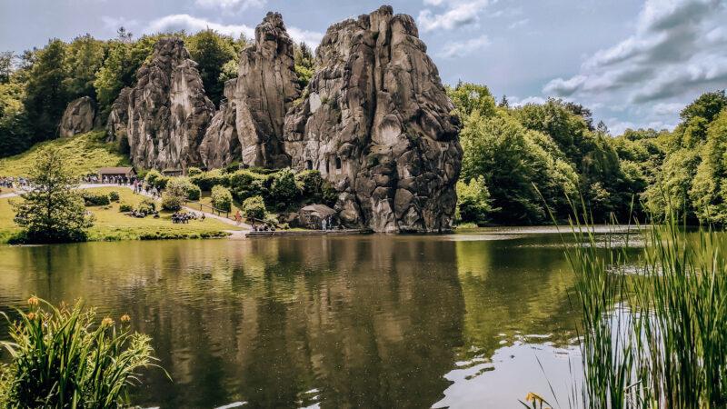 Teutoburger Wald: Unternehmungen und Sehenswürdigkeiten im Kreis Lippe