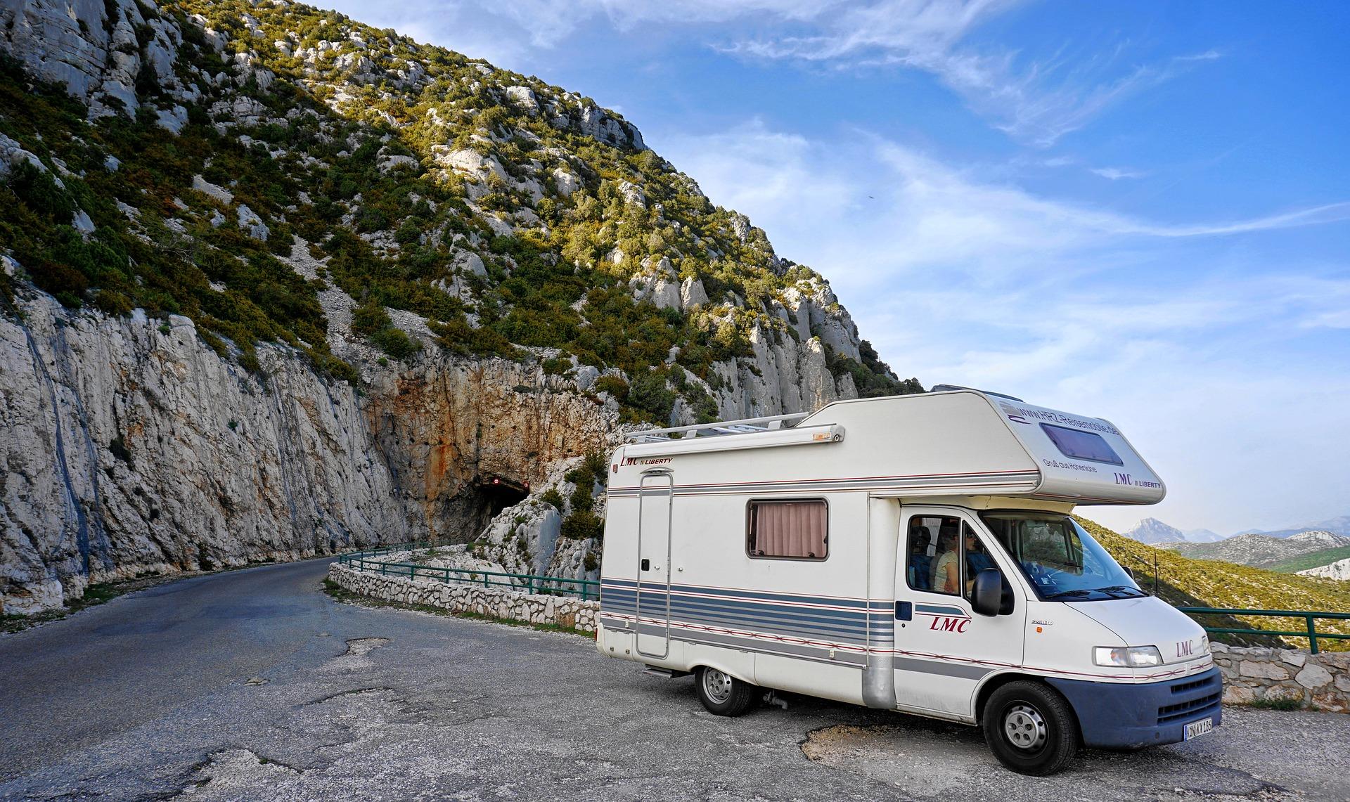 Die Camping-Checkliste für Wohnmobile