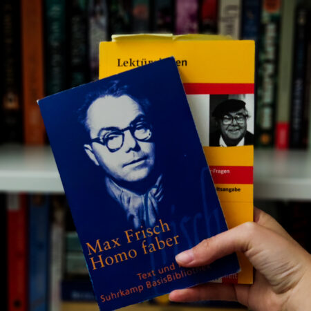 Book Review: Homo faber von Max Frisch